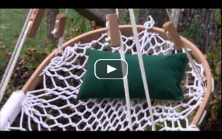 view video about cobble mountain hanging furniture hammock chairs eco friendly casual furniture cobble mountain      rh   cobblemountain