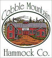 Cobble Mountain Hammock Co - the ultimate in casual furniture